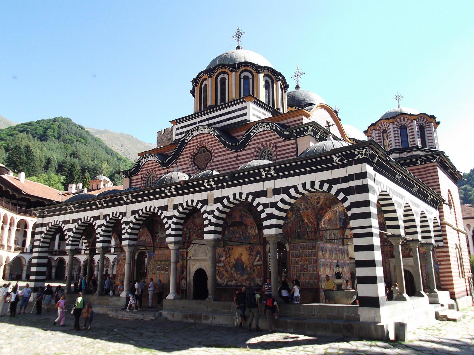 рильский-монастырь_ римская баня