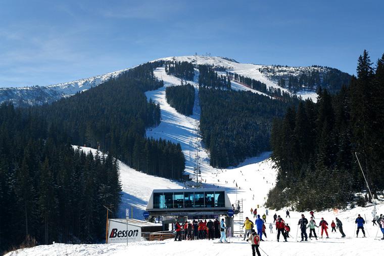 ski resort bansko, bulgaria