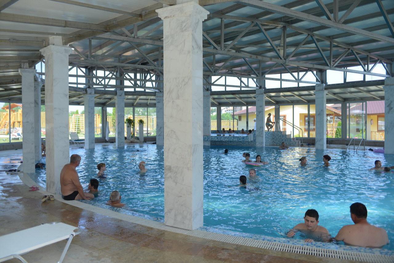 топли минерални басейни в българия