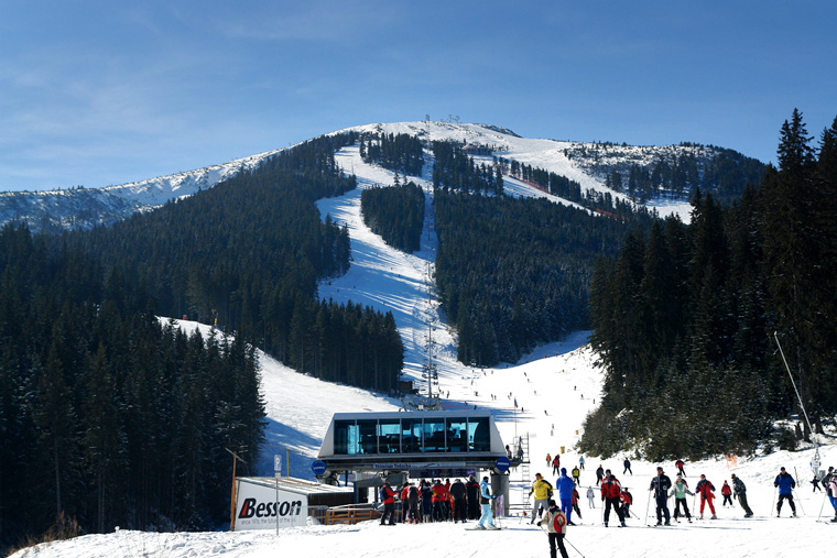 ski resort bansko, bulgaria