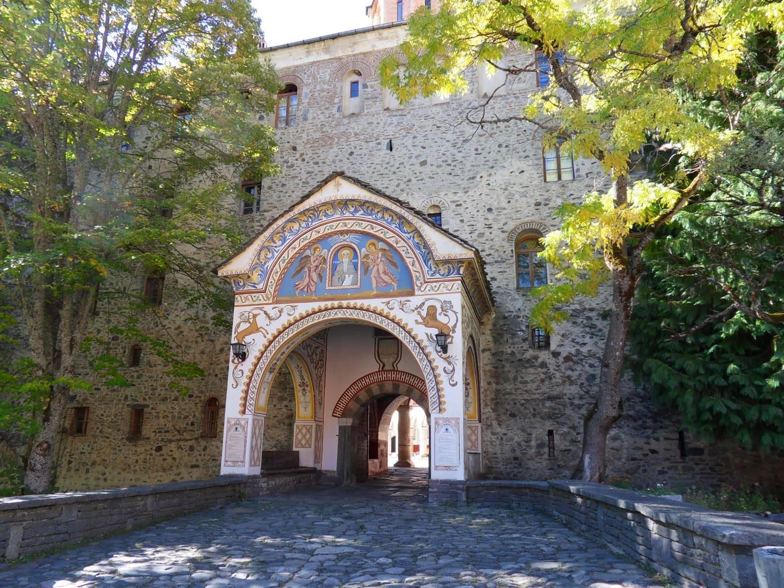 монастырь-рильский